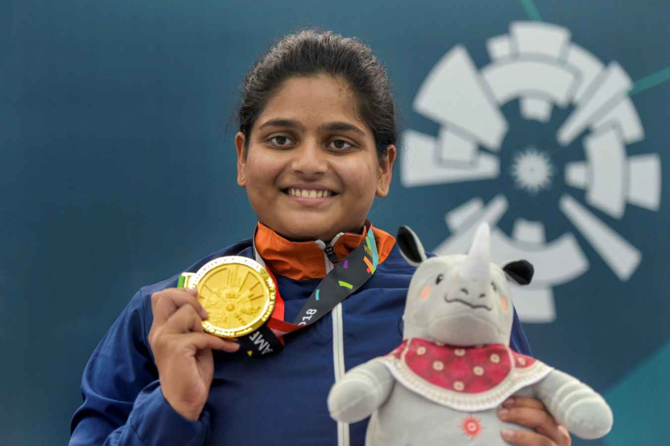 Rahi Sarnboat shoots Gold in CWG 2018